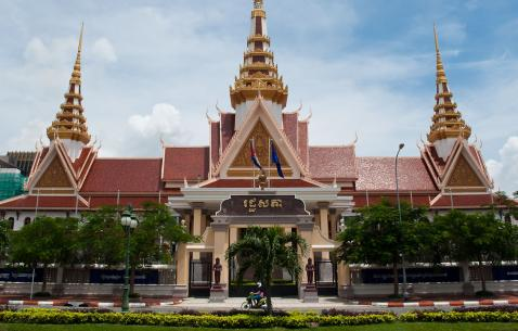 Travel to Phnom Penh