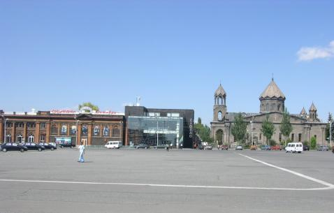 Things to do in Gyumri