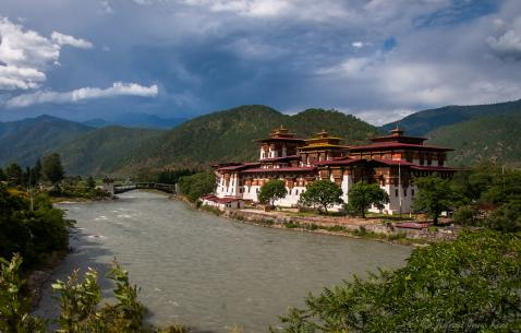 Things to do in Punakha