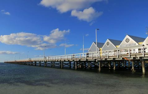 Travel to Busselton