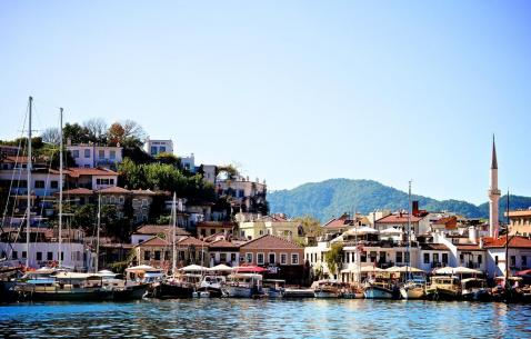 Travel to Marmaris