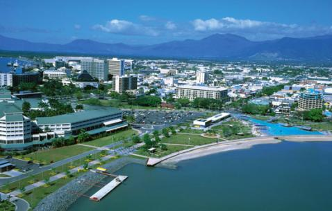 How to get in and get around Cairns