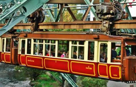 Things to do in Wuppertal