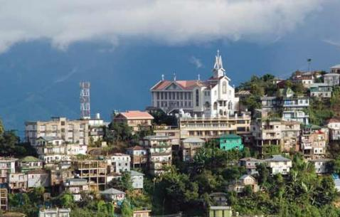 Outdoors Activities in Aizawl