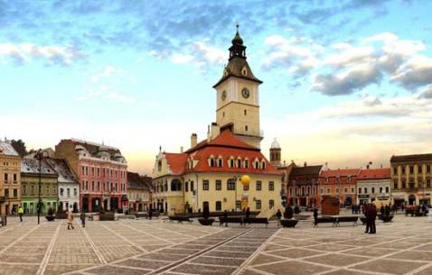 Travel to Brasov