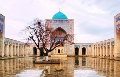 Uzbekistan, Asia