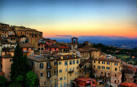 Top Historical Places in Perugia