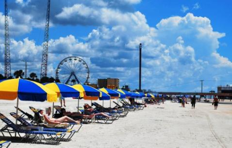 Best Things To Do In Daytona Beach Florida 2018 With Photos Tourist Attraction Map Triphobo