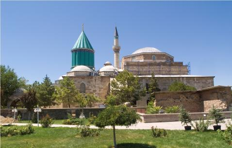 Things to do in Konya