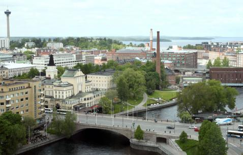 Things to do in Tampere