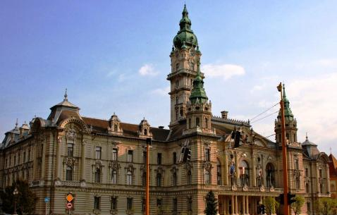 Top Historical Places in Gyor