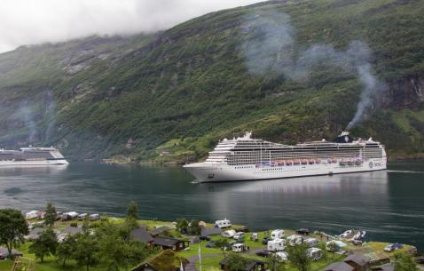 How To Reach Geiranger Norway