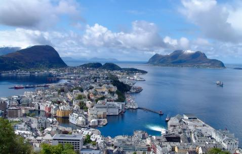 Things to do in Alesund