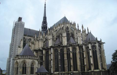 Things to do in Amiens
