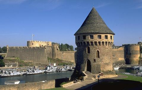 Top Historical Places in Brest