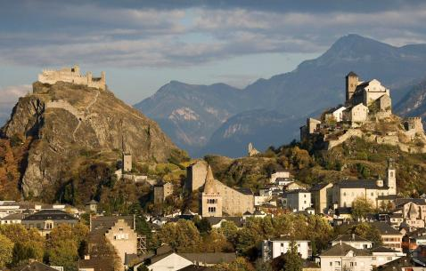 Things to do in Sion
