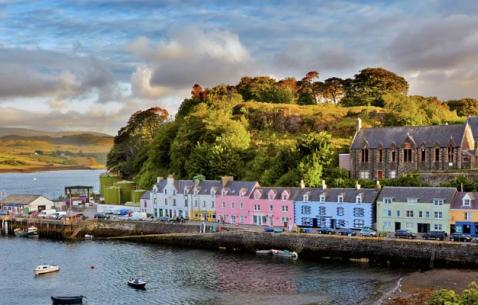 Things to do in Portree