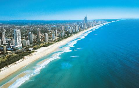 Things to do in Broadbeach