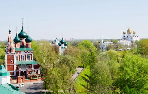 Things to do in Yaroslavl Oblast
