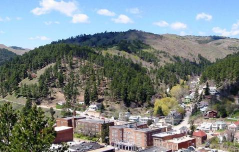 Top Historical Places in Deadwood
