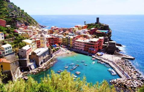 Events And Festivals In Vernazza Italy
