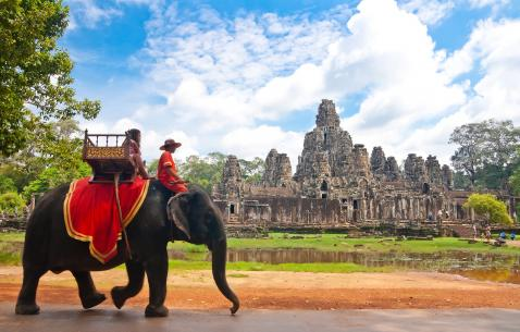 Top Historical Places in Siem Reap