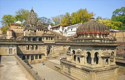 Travel to Maheshwar