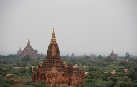 Things to do in Bagan