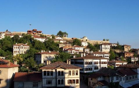 How to get in and get around Safranbolu