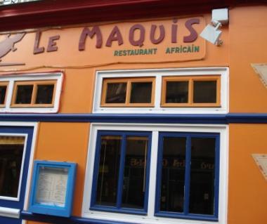 Le Maquis Restaurant Tours