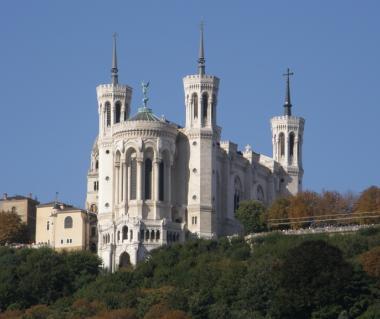 Basilique Notre Dame De Fourviere Tours