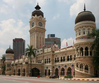 Sultan Abdul Samad Building Tours