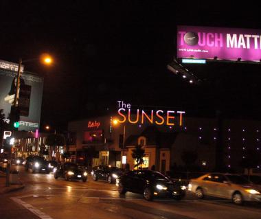 Sunset Boulevard Tours