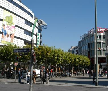 Zeil Shopping Street Tours