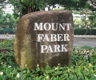 Mount Faber Park Tours