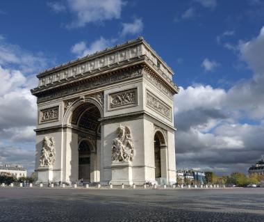 Arc De Triomphe Tours