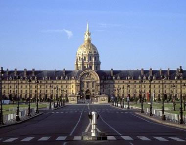 Hotel Des Invalides Tours