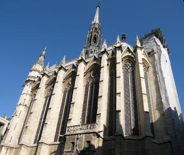 Sainte Chapelle Tours
