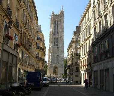 Tour St-jacques Tours