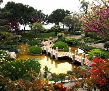 japanese garden tours