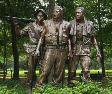Vietnam Veterans Memorial Tours