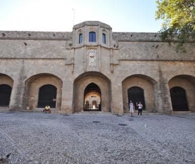 Archaeological Museum Of Rhodes Tours