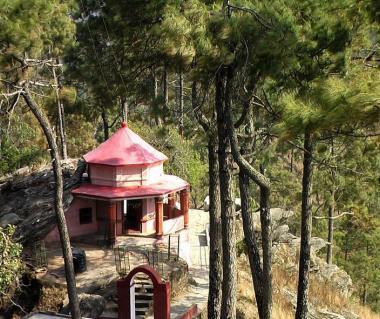 Kasar Devi Temple Tours