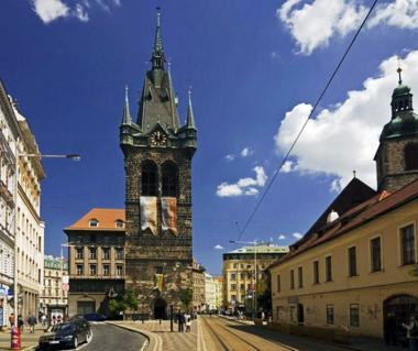 Jindrisska Tower Tours