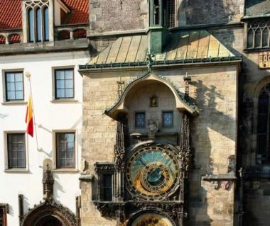 Old Town Hall Tower And Astronomical Clock Tours