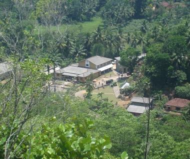Mount Calvary Church Tours