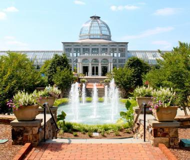 Lewis Ginter Botanical Gardens Tours