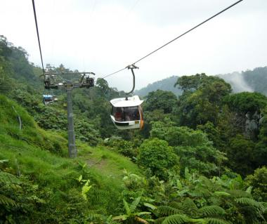 Genting Skyway Cable Car Tours