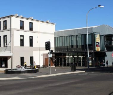 Wollongong Town Hall Tours