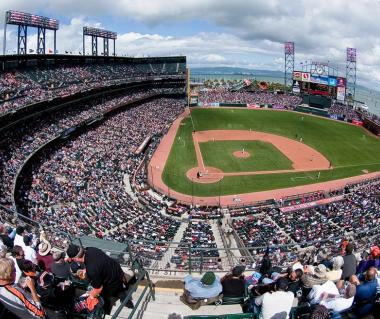 At And T Park Tours